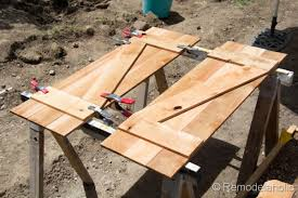 How To Build A Wood Awning Build Your Own Wood Shutters For Under 40
