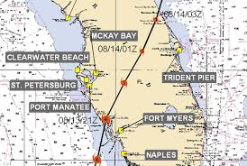 Map Of Fort Myers Florida by Noaa News Online Story 2347