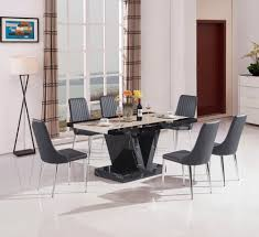 marble dining table and chairs ebay
