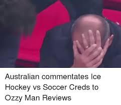 Soccer Hockey Meme - 25 best memes about hockey vs soccer hockey vs soccer memes