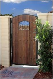 backyards charming rg fine ironworks gallery wood iron gates 111