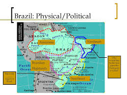 city map of brazil pages regions locate and describe the four regions of