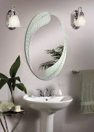 the 25 best oval bathroom mirror ideas on pinterest half bath