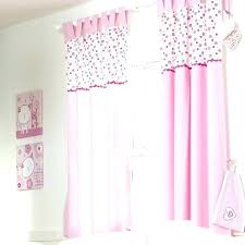 White And Pink Nursery Curtains Curtains For Nursery Nursery Curtains Baby Nursery