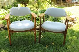 upholstery white vintage