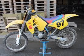 suzuki rm 125 125 cm 1992 seinäjoki motorcycle nettimoto