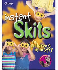 search for free christian puppet skits great to use for