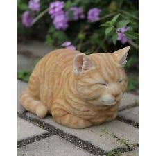 collectible cat figurines ebay