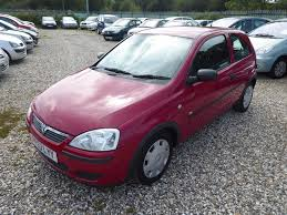 used vauxhall corsa 2003 for sale motors co uk