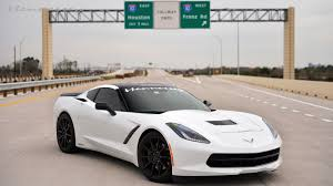 2014 corvette stingray z51 top speed hennessey c7 corvette runs 200 mph on toll road
