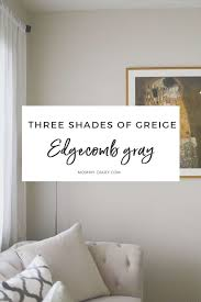 furniture how to choose a l shade strip l shade three shades of gray revere pewter edgecomb gray mommy diary