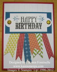 male birthday card u2026or any occasion card stamping with karen