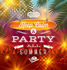summer party poster template free download free vector download