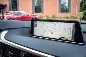 lexus rx 350 navigation system 2016 lexus rx 350 f sport autos ca