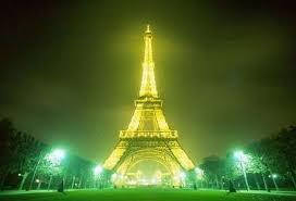 the eiffel tower a