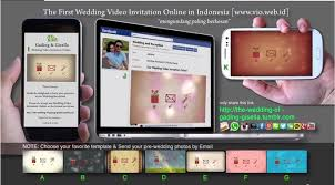 template undangan online several templates design of vio by undangan online vio bridestory com