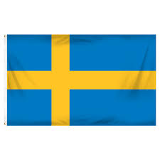Sacramento City Flag Swedish Flags Flag Of Sweden At Us Flag Store