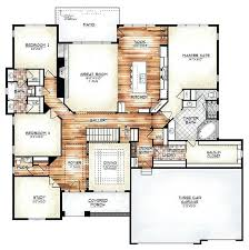 ranch style floor plans with basement ranch style homes plans sprawling ranch house plans house plans with