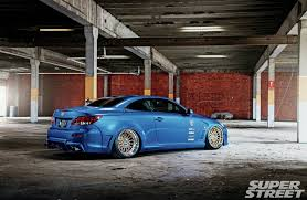 stanced lexus is250 tuningcars 2010 lexus is 250 c aimgain widebody kit