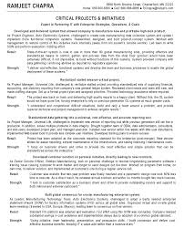 manager resumes exles project manager resume exles tgam cover letter