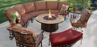 patio furniture outdoor wicker u0026 all weather the patio collection