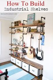 Wood Shelves Build by The 25 Best Diy Shelving Ideas On Pinterest Shelves Shelving