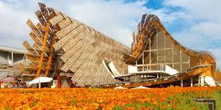 tetto padiglione 1 padiglione cina expo 2015 tetto bambu town
