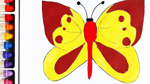 image gallery of simple butterfly for kids
