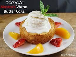 Warm Copycat Mastro U0027s Warm Butter Cake Savvy In The Kitchen