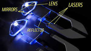 bmw light how bmw s laser headlights will work and not kill you