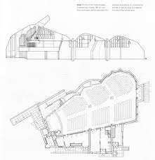 Church Floor Plans by Alvar Aalto Church Of The Three Crosses Arquitectura