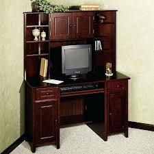 Corner Computer Desk With Hutch White Desk Corner Computer Desk With Hutch White Corner Desk With