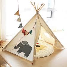 tente chambre enfant décoration tipi pour chambre d enfant décoration