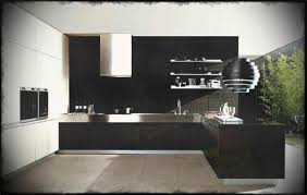 black kitchen cabinet ideas black white and grey kitchen designs decor the popular simple