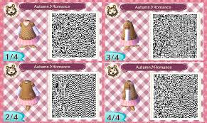acnl qr code hair animal crossing new leaf outfit code by rasberry jam heaven on