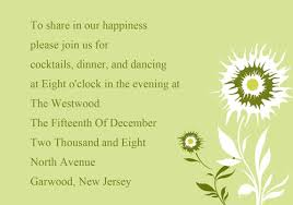 wedding invitations messages wedding invitation message moritz flowers