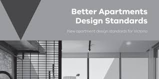 BETTER APARTMENT DESIGN STANDARDS RELEASED - Apartment design standards