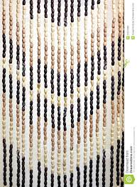 Beads For Curtains Wooden Bead Curtain Royalty Free Stock Image Image 32547886
