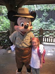 mickey mouse in animal kingdom kennythepirate u0027s unofficial guide