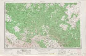 Arizona New Mexico Map Clifton Topographic Maps Nm Az Usgs Topo Quad 33108a1 At 1