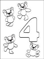 letters u0026 numbers coloring pages