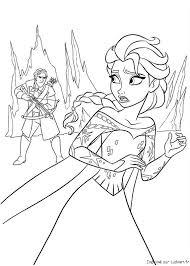 frozen disney coloring pages 13 best la reine des neiges images on pinterest queen coloring