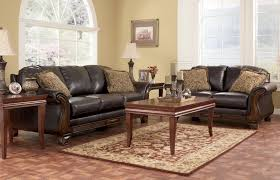 ashley leather sofa set remarkable ideas ashley leather living room sets outstanding