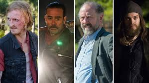 new walking dead cast 2016 walking dead promotes 4 to series regular for season 7 exclusive