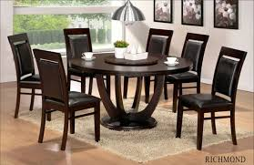 Espresso Dining Room Set by 7 Pc Richmond Collection