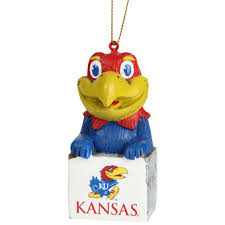 ku ornaments of kansas ornaments