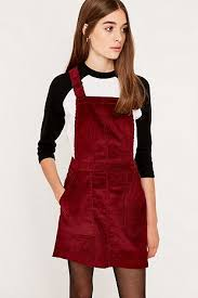 bdg corduroy pinafore dress suits rachel jumper and urban