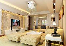 Tv Wall Decor by Modern Living Room Tv Wall Decoration View 3d 3d House