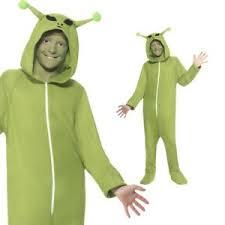 Halloween Jumpsuit Costumes Kids Alien Jumpsuit Costume Childrens Halloween Fancy