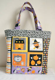 halloween trick or treat bags to make project design team wednesday ghouls and goodies trick or treat